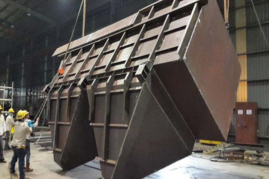 Customize Engineering Steel Fabrication
